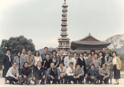 1988年 慰安旅行(ソウル)